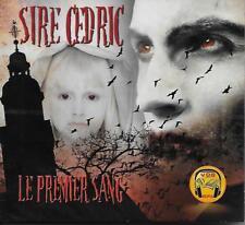 LIVRE AUDIO MP3 / SIRE CEDRIC : LE PREMIER SANG - THRILLER GOTHIQUE - NEUF