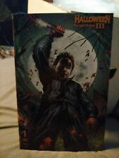 Halloween 3 the devil's eyes comic movie Madness Edition unread condition