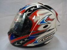 OGK helmet, Sean Emmett replica NEW   British Motorcoureur
