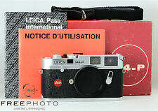 Leica M4-P Silver Leitz Canada in good/mint condition with packaging