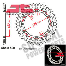 JT Sprockets Aluminum Rear Sprocket 520 Pitch 50 Tooth Yamaha IT250 (1977-1983)