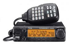 ICOM IC-2300H FM TRANSCEIVER 65W 2M MOBILE RADIO - Authorized Icom USA Dealer!