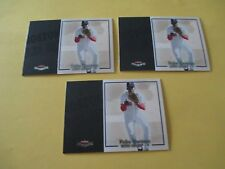 Pedro Martinez 2004 Fleer Patchworks #39…12 Card Lot  -  Check it Out!!!