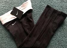 NWT Nike Little Girls Size 6 Black/Light Heather Gray Cotton/Spandex Leggings 6