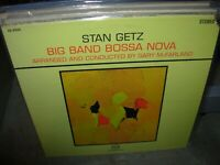 STAN GETZ / MCFARLAND big band bossa nova ( jazz )