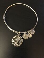 Alex And Ani Celtic Knot Bracelet Silver