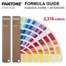 Pantone FHIP110N FASHION, HOME + INTERIORS FHI Color Guide 2,310 Colors - NEW!