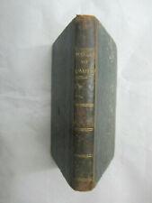 """""""Manuel de l'Arithméticien ou arithmétique commerciale et financière"""" 1812"""