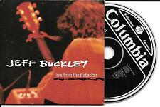 CD CARDSLEEVE COLLECTOR EP 3T JEFF BUCKLEY LIVE FROM THE BATACLAN PARIS 1995