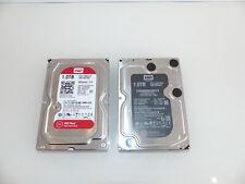 """WD Red NAS WD10EFRX 1TB HDD SATA & WD10EALX 1TB HDD SATA Festplatte - 2TB 3,5"""""""