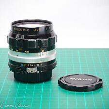 Nikon 35mm f/2 Nikkor-O AI-Converted Lens (D200 D300 D600 D700 D800 D7000 D7100)
