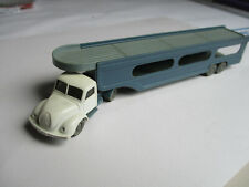 Wiking H0 Magirus 3500 Auto/PKW Transporter !!
