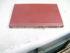 *Genealogy of the Aulls Family by Leslie Aulls Bryan