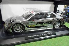 MERCEDES BENZ C-CLASS DTM 2011 J. Green 1/18 NOREV 183583 voiture miniature