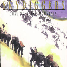 Skydiggers - Just Over This Mountain - New Factory Sealed CD