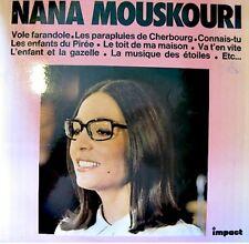 NANA MOUSKOURI vole farandole/musique des etoiles LP++