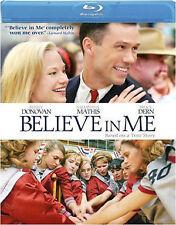 Believe In Me (Blu-ray Disc, 2012)