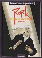 ANDREAS. Rork 4. Lumière d'étoile. Lombard 1988 - EO -