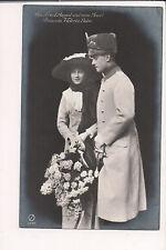 Vintage Postcard Victoria Louise Prussia,Ernest Augustus, Duke of Brunswick