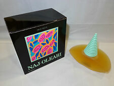NAJ OLEARI WOMAN DONNA EAU DE TOILETTE SPLASH 100ML. I° VERSIONE VINTAGE RARO