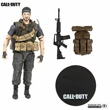 Call of Duty Black Ops 4 - Frank Woods Action Figure by McFarlane