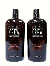 American Crew Firm Hold Styling Gel 33.8 Oz (Pack of 2)