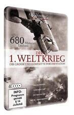Der 1. Weltkrieg / Die große und komplette Doku auf 4 DVD in Metallbox