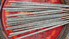 Mayan COPAL Incense sticks. Top Quality. Hand Rolled by real Mayans. 20 sticks.