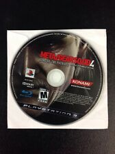 Metal Gear Solid 4 in Great Condition For PS3 Disc Only