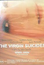 The Virgin Suicides Kirsten Dunst James Woods Kathleen Turner Region 4 DVD VGC