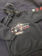 Vintage JNCO Jeans Skateboard Hoodie Sweatshirt Medium M