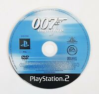 Playstation 2 James Bond 007 Nightfire SLES-51258 PAL Game Without Case