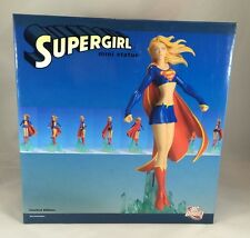 SUPERGIRL MINI STATUE ~ MICHAEL TURNER ~  LIMITED EDITION  DC Direct Collectible