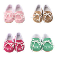 Girl Doll DIY Dress up Shoes fit for 18inch Dolls Girl Toy Doll Accessories