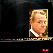 THIS IS BERT KAEMPFERT LP Polydor 104699 Excellent