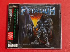 METALIUM State Of Triumph - Chapter Two MICP-10203 JAPAN CD w/OBI 06666