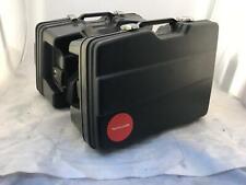 Krauser Motorrad Kofferset Koffer -gebraucht-