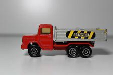 Majorette - Magirus-Deutz Truck - Kipplaster - No 252