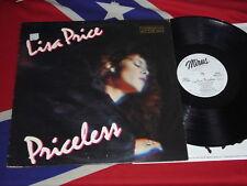 Lisa Price-Priceless Female AOR LP 1983