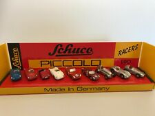 Schuco Piccolo Racers Toy Display. (toys not included)
