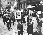 "Vote Dry Prohibition March   8"" - 10"" B&W Photo Reprint"