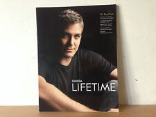 Magazine Revista OMEGA LIFETIME Nº 1 2007 - THE TRAVEL ISSUE - George Clooney