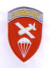 """WWII - AIRBORNE Cmd """"Variante - Fond Light Blue"""" (Reproduction)"""