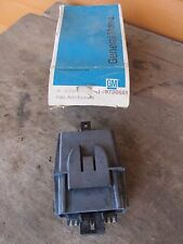 NOS 1974 1975 Pontiac Electronic Ignition Interlock Logic Assembly  GM # 9736651