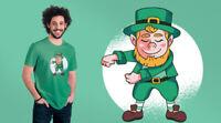 Flossing Leprechaun St Patrick's Day T Shirt - Saint Paddys Irish Floss Ireland