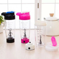 Protein Shaker Bottle Vortex Mixer Blender Battery Operated Stirring Blender Cup