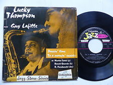LUCKY THOMPSON GUY LAFITTE MARTIAL SOLAL QUERSIN PARABOSCHI  ESDF 1109 passin ..