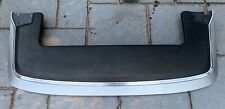 Genuine BMW E30 3 Series Convertible Folding Top Compartment Lid - Lachs Silver