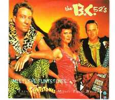 The B-52's - (Meet) The Flintstones - CDS - 1994 - Pop Hanna Barbera
