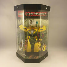 Lego Store Display - Exo-Force 8113 Assault Tiger Takeshi Retail Case 2007